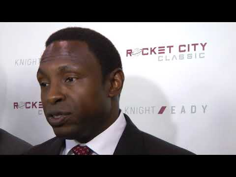 Alabama coach Avery Johnson on college basketball scandal