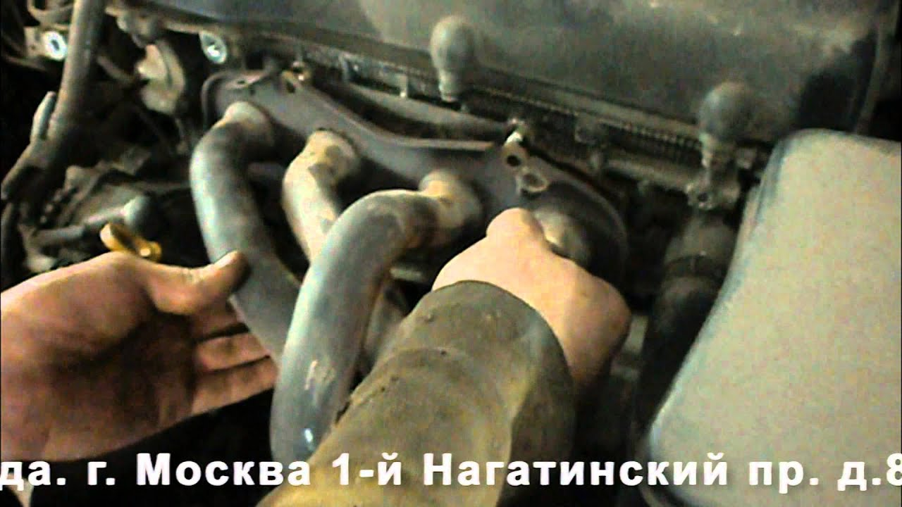 Toyota Mark 2 Qualis, 5S-FE, 140 л.с., краткий обзор - YouTube