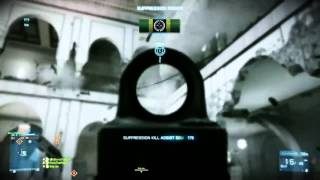 Donya Fortress - Battlefield 3: Close Quarters Gameplay Trailer
