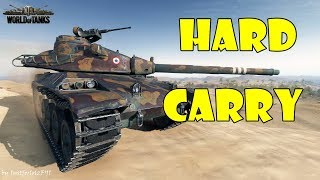 World of Tanks - PURE Gameplay [AMX 30 | 8700 DMG, 6 KILLS by CommanderHalesBrother]