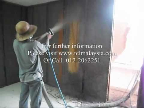 CELLULOSE INSULATION - Acoustic And Sound Insulation To Music Instrument Display Room