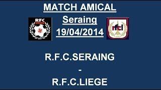 Résumé RFC Seraing RFC Liège