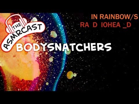 ASMR Lyrics: Radiohead (In Rainbows) Bodysnatchers 02 (A Layered ASMR Cover)