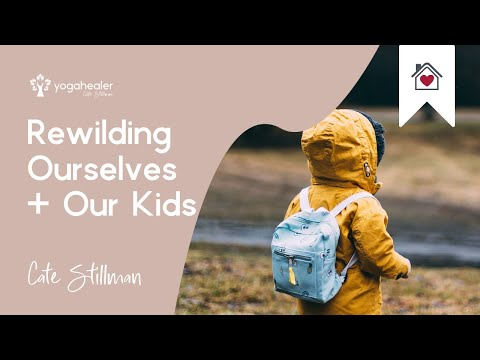 Rewilding Ourselves + Our Kids with Sean Guinan, Holistic Pediatrics 1