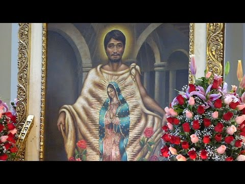 Mi Parroquia - Conociendo el Santuario Virgen de Guadalupe Lima.Peru