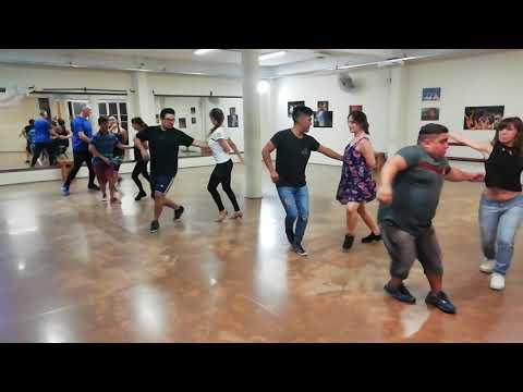 Salsa En Parejas, Eliana Ramos Y Víctor Duran