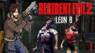 Resident Evil 2 #1 | Leon B | Calmando el Hype