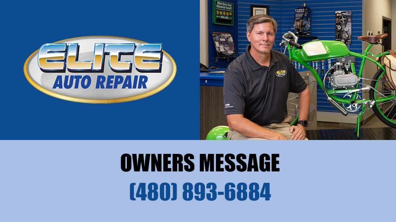 Elite Auto Repair – Auto Repair Shop In Tempe, Arizona