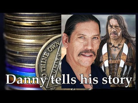 Danny Trejo tells his Rags to Riches Alcoholism Recovery Story