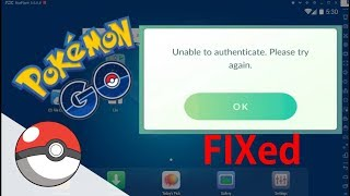 Solution How To Fix Pokemon GO Unable To Authenticate On NOX Emulator