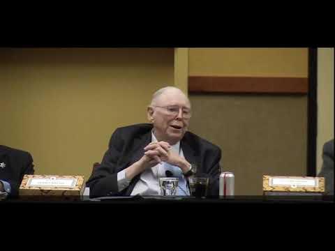 Charlie Munger Secret Tricks for Rational Thinking In The Stock market