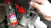 Пневморессора Mercedes Atego, Actros 47572 без стакана - YouTube