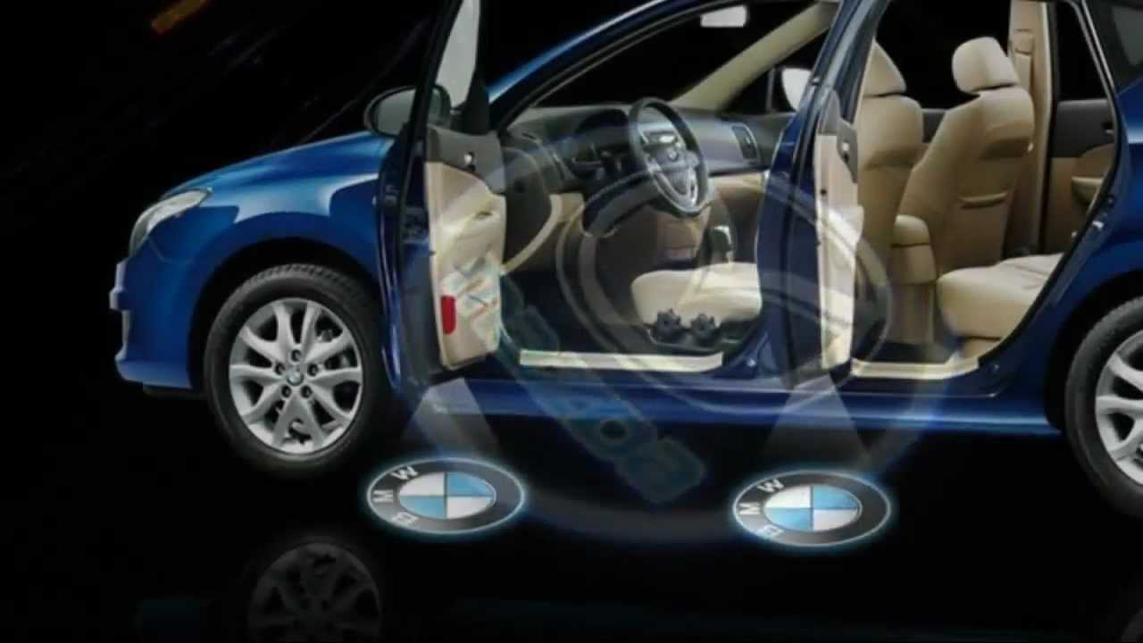 LED Tür Logo Projektor VW smd Laser