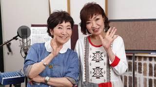 清水ミチコ 森山良子 阿川佐和子 トーク番組 2018年8月.