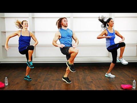 30-Minute No-Equipment Bodyweight Bootcamp Workout | Class FitSugar