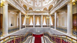 Музей Фаберже в Санкт Петербурге. Faberge Museum in Saint Petersburg . Russia