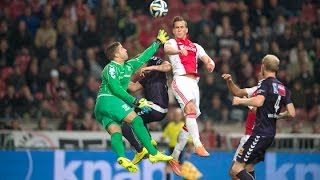 Video Gol Pertandingan Ajax Amsterdam vs Go Ahead Eagles