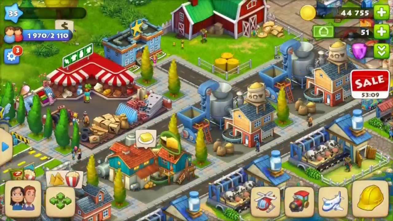 Township Spiel
