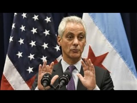 Chicago sues DOJ over funding to sanctuary cities