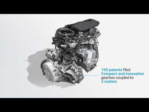 2019 New Renault CAPTUR - E-TECH - Plug-in hybrid