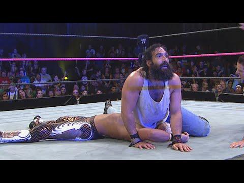 Luke Harper demolishes Mike Dalton: WWE NXT, Nov. 21, 2012 (WWE Network Exclusive)