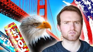 Irish Man Tries America For The First Time | TheSonicScrew