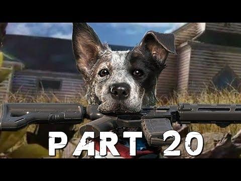 FAR CRY 5 Walkthrough Gameplay Part 20 - THE DEFECTOR (PS4 Pro)