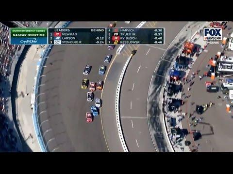NASCAR @ Phoenix Post Race Review