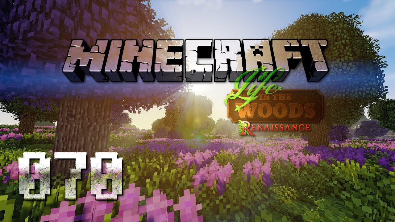 Let's Play: Minecraft (Life In The Woods) #070 [German
