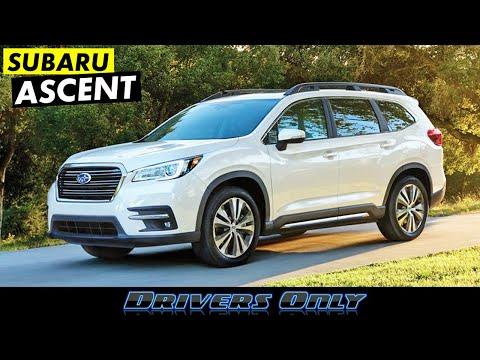 2020 Subaru Ascent - Subaru's Biggest Midsize SUV