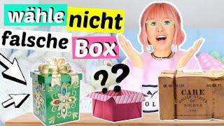 Wähle NICHT das falsche Paket 😱 Was passiert? | ViktoriaSarina