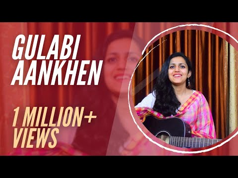 Gulabi Ankhen | Guitar Chords | Atif Aslam | Easy Lesson