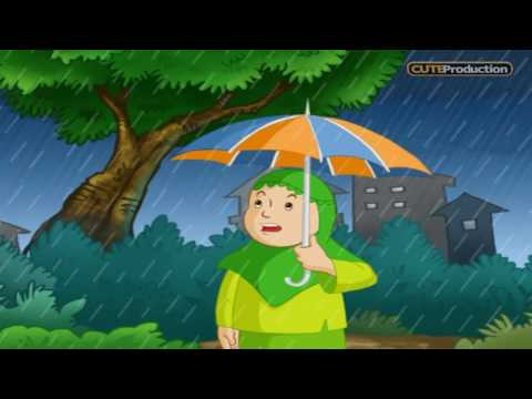 Doa ketika hujan turun ( Full Version ) | Cuteproduction