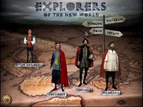 Image result for new world explorers