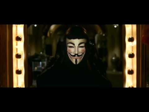 V For Vendetta Trailer (HD)