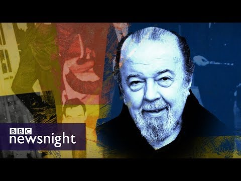 Remembering theatre giant Sir Peter Hall - BBC Newsnight