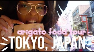 TOKYO, JAPAN | FLIGHT ATTENDANT LIFE | AKASUKA FOOD TOUR W/ ARIGATO JAPAN !
