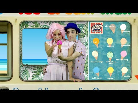 Sam and The Womp - Ice Cream Man (Official Video)