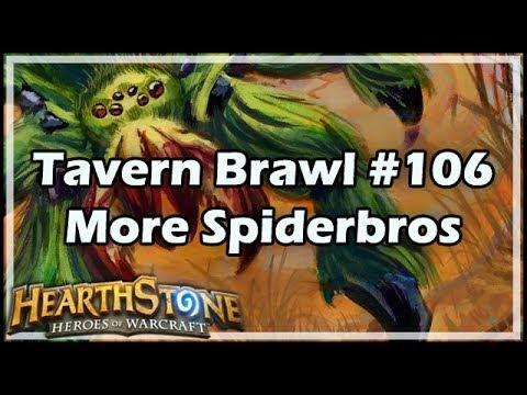 [Hearthstone] Tavern Brawl #106: More Spiderbros