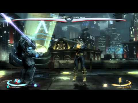 INJUSTICE: How to Avoid Interactables: Gotham City