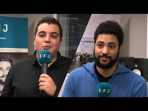 La Grande Enquête en 3e année de l'EFJ