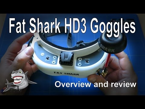 RC Reviews: Fat Shark HD3 FPV Goggle Review