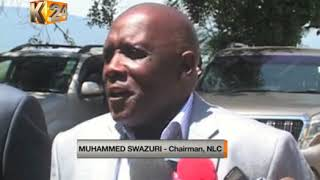 THIS MAN SWAZURI: Mohammed Swazuri has been at the helm of NLC for 6 years