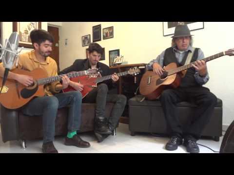 Three Fingers - Bossa Dorado