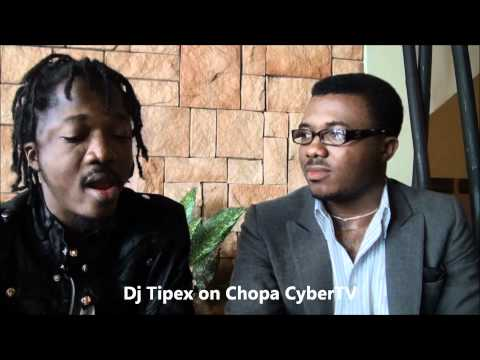 Dj Tipex with Vickeybest on Chopa CyberTV