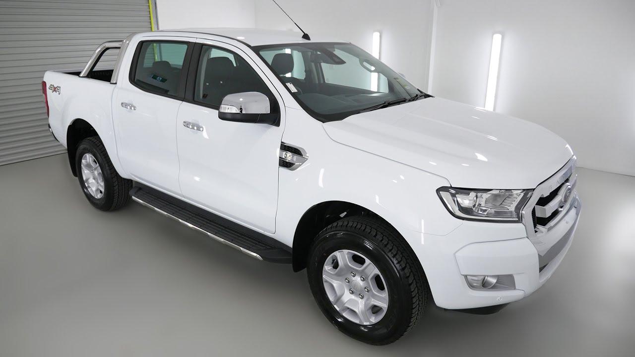 ford ranger 4x4 pu xlt manual frozen white lwc6