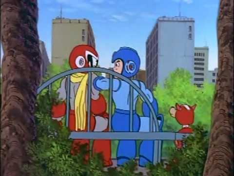 Megaman 24 - A eleição de Deacon