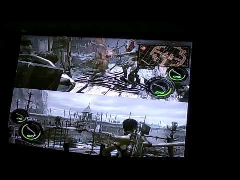 Resident evil 5- Doideira total #1