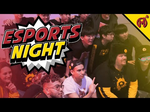 Esports Night At The American Airlines Arena