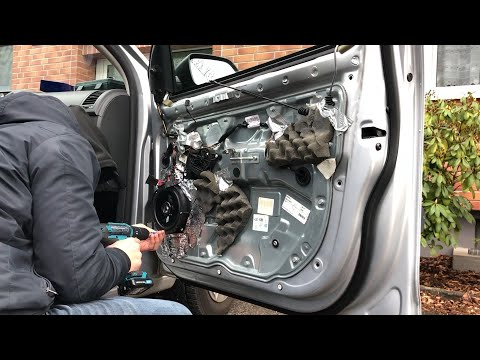 Upgrade Car Speakers Under 50$ - VW Polo 9n3